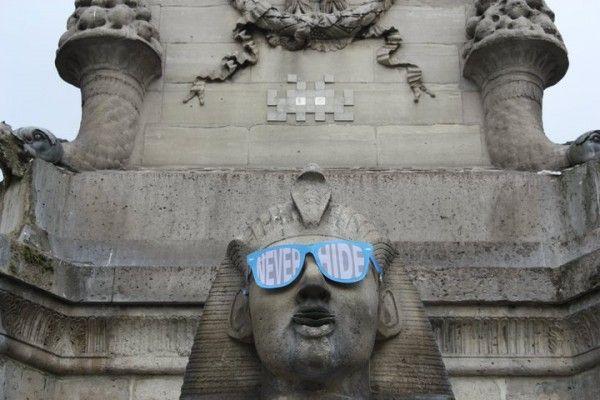 Street Art Ray-Ban