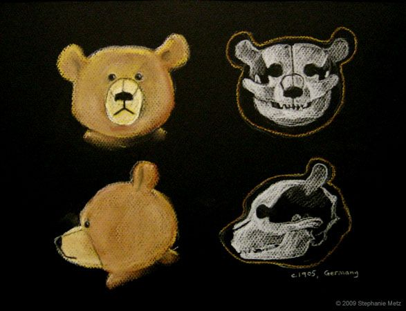 Αρκουδάκια Stephanie Metz