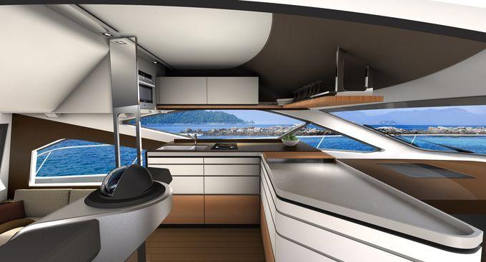 Γιοτ Intermarine 55 BMW