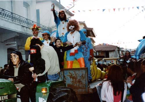 Καρναβάλι στο Διαβολίτσι