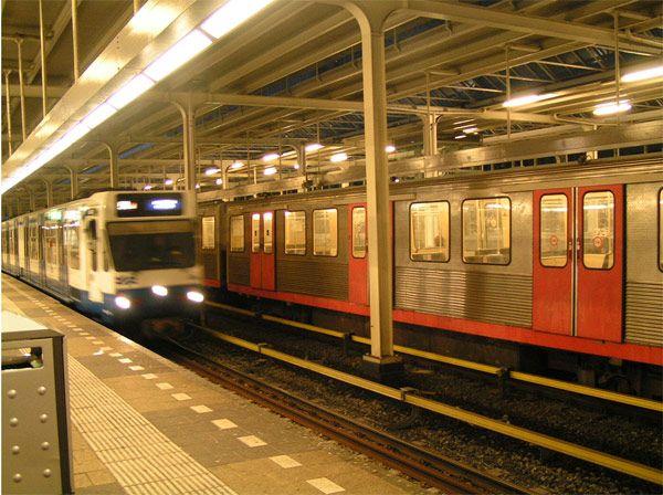 Μετρό Άμστερνταμ