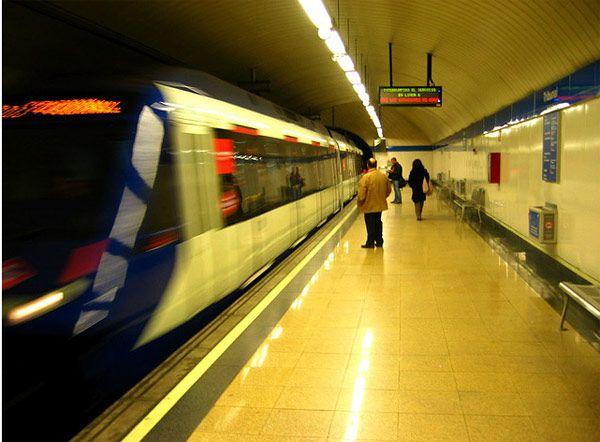 Μετρό Μαδρίτης