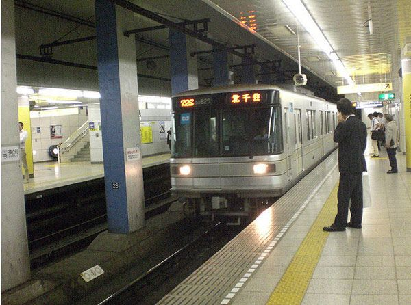 Μετρό Τόκιο