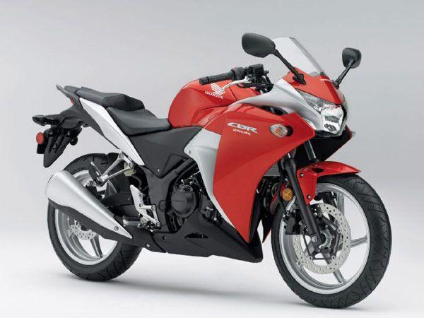 Νέα Honda CBR250R