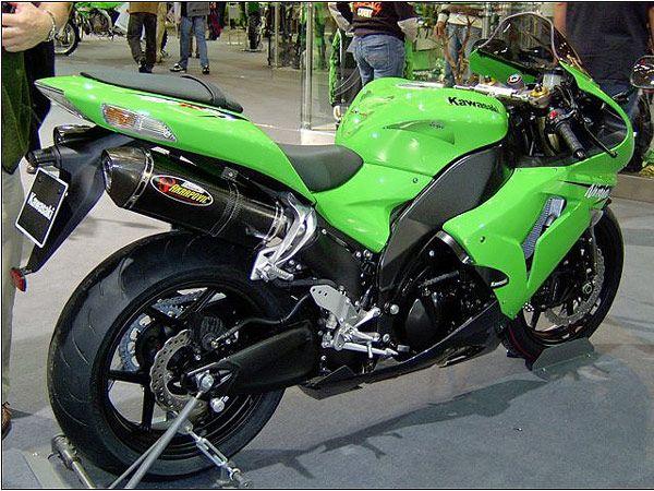 Νέα Kawasaki ZX-10R