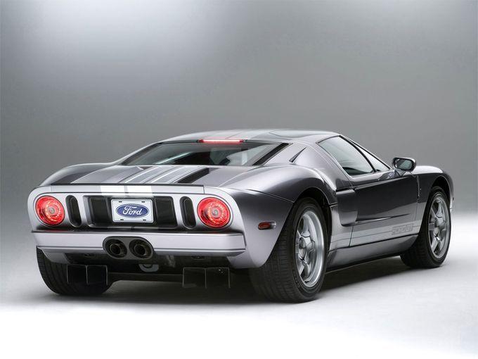Νέο Ford GT