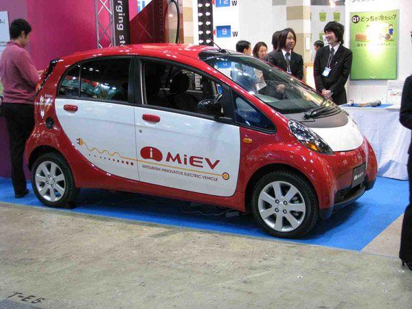 Νέο MITSUBISHI i-MiEV