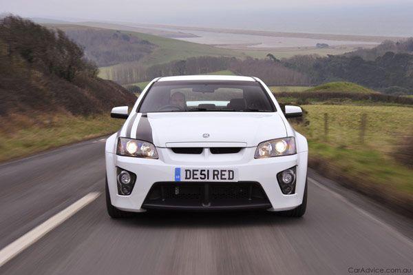 Νέο Vauxhall VXR8 GTS
