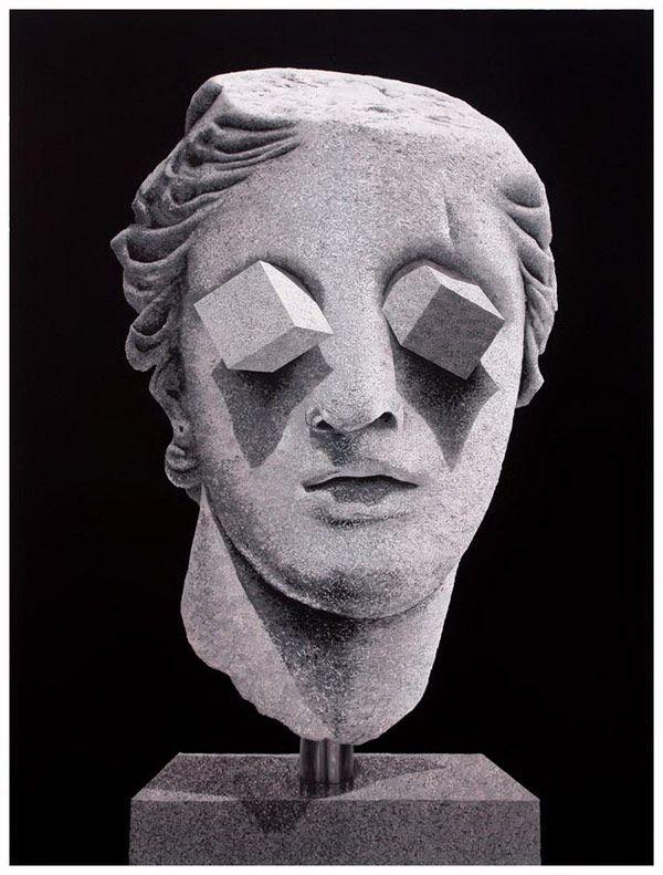 Σύγχρονος καλλιτέχνης Daniel Arsham