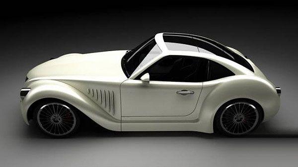 Υβριδικό Concept Imperia GT