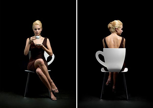 Υπέροχη Καρέκλα για Καφέ