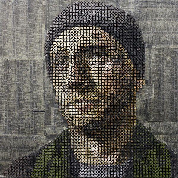 3D Portraits of the Screws