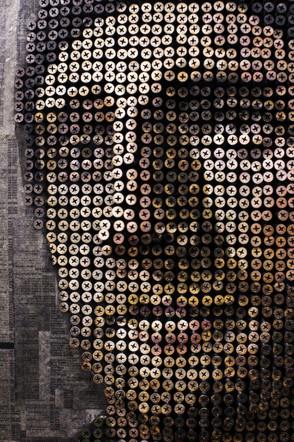 3D Portraits of the Screws