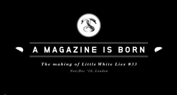 A Magazine Is Born