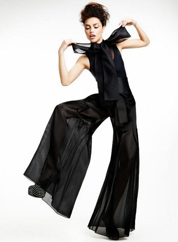 Adriana Lima Vogue Βραζιλίας