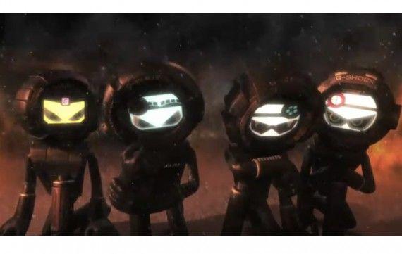 Anime G-Shock