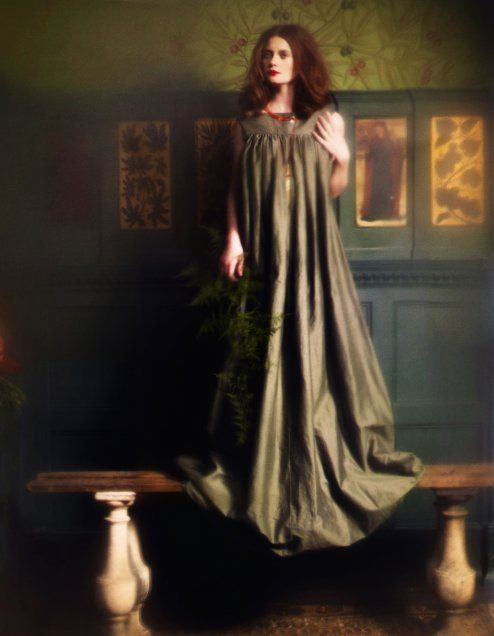 Beautiful Lady Bonnie Wright