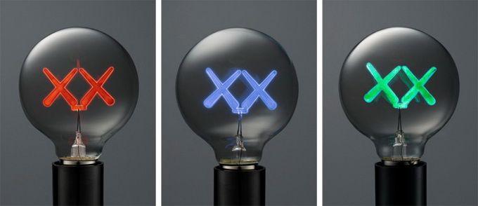 Bulbs from Kaws