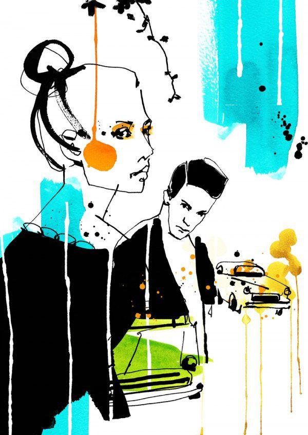 Cecilia Lundgren Εικονογραφήσεις