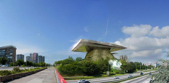 Center of Science in Belgrade