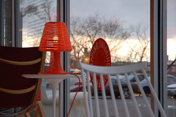 Coil Lamp Craighton Berman