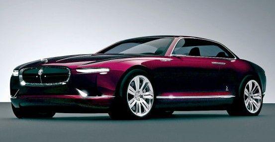 Concept Bertone B99 Jaguar