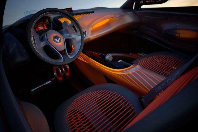 Concept Crossover Captur Renault