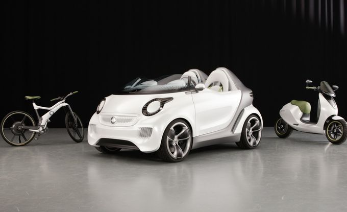Concept Smart Forspeed