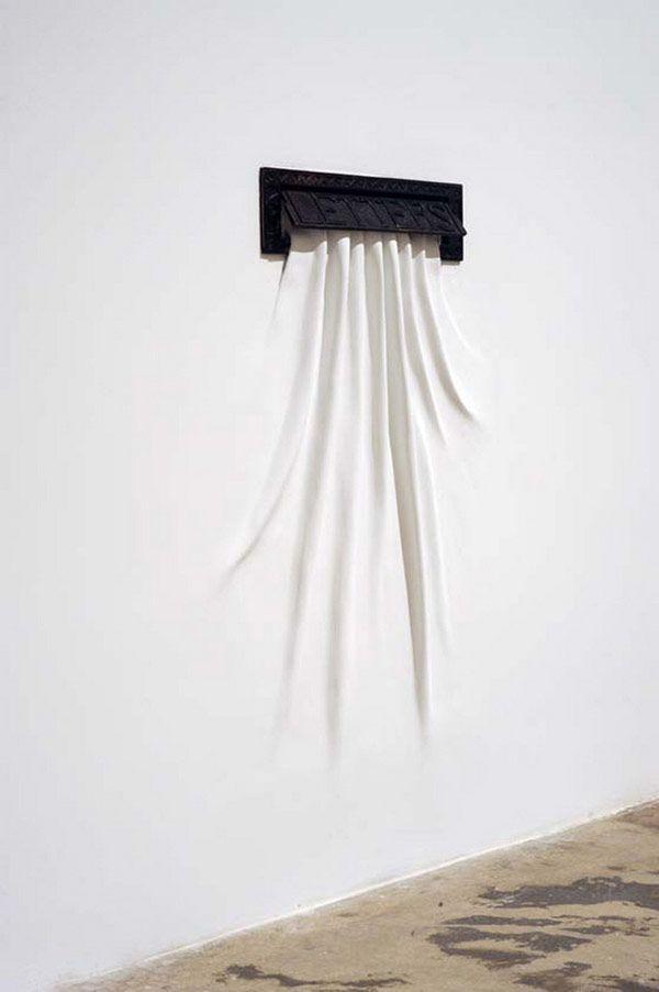 Contemporary artist Daniel Arsham