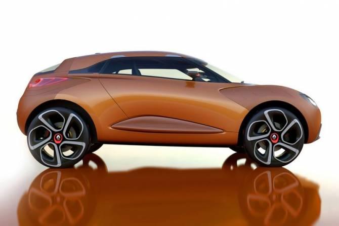 Crossover Captur Renault