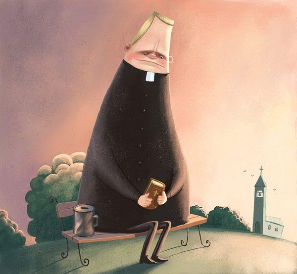 Denis Zilber illustrator