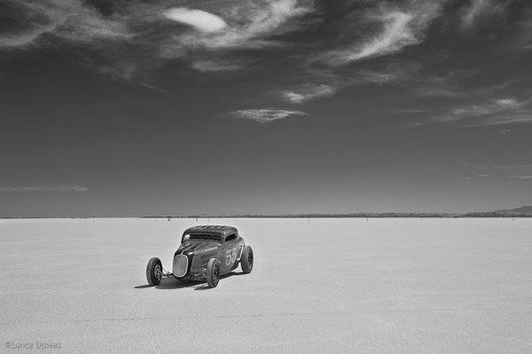 El Mirage και Bonneville από Lance Dawes