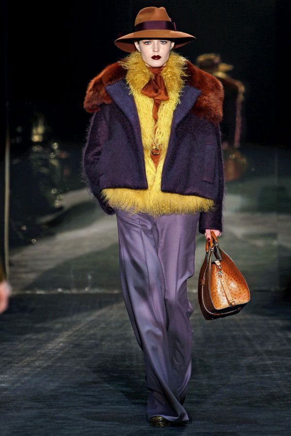 Fashion Gucci in Milan