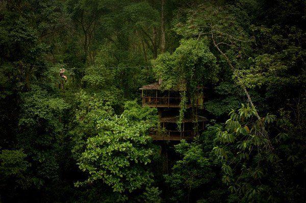 Finca Bellavista community Costa Rica