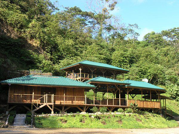 Finca Bellavista community in Costa Rica