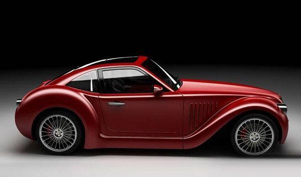 Hybrid Concept Imperia GT