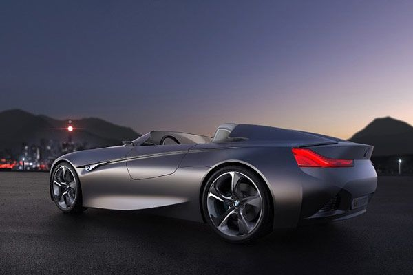 Innovative Vision ConnectedDrive BMW