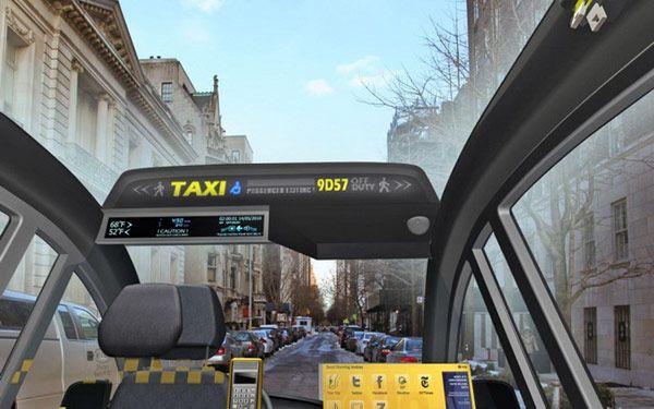 Karsan V1 Νέας Υόρκης Ταξί