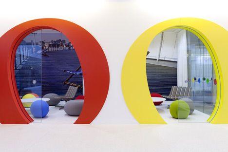 London Office of Google