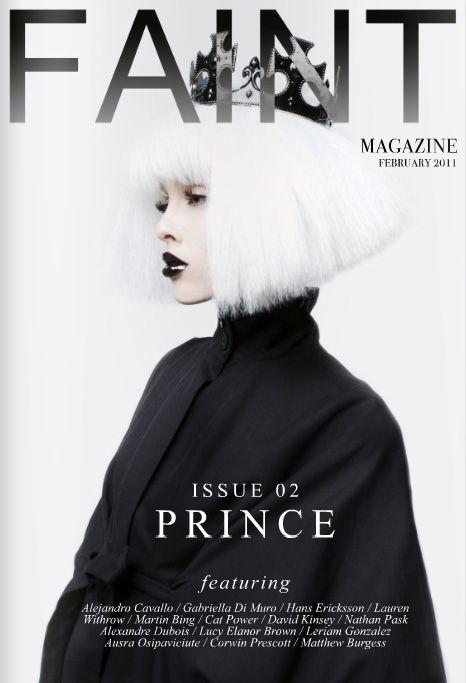 Magazine Faint