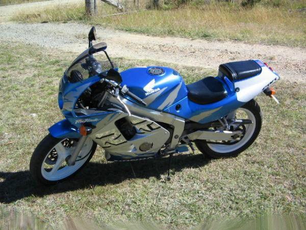 New Honda CBR250R