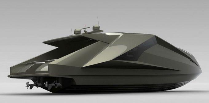 New Lamborghini Poweryacht