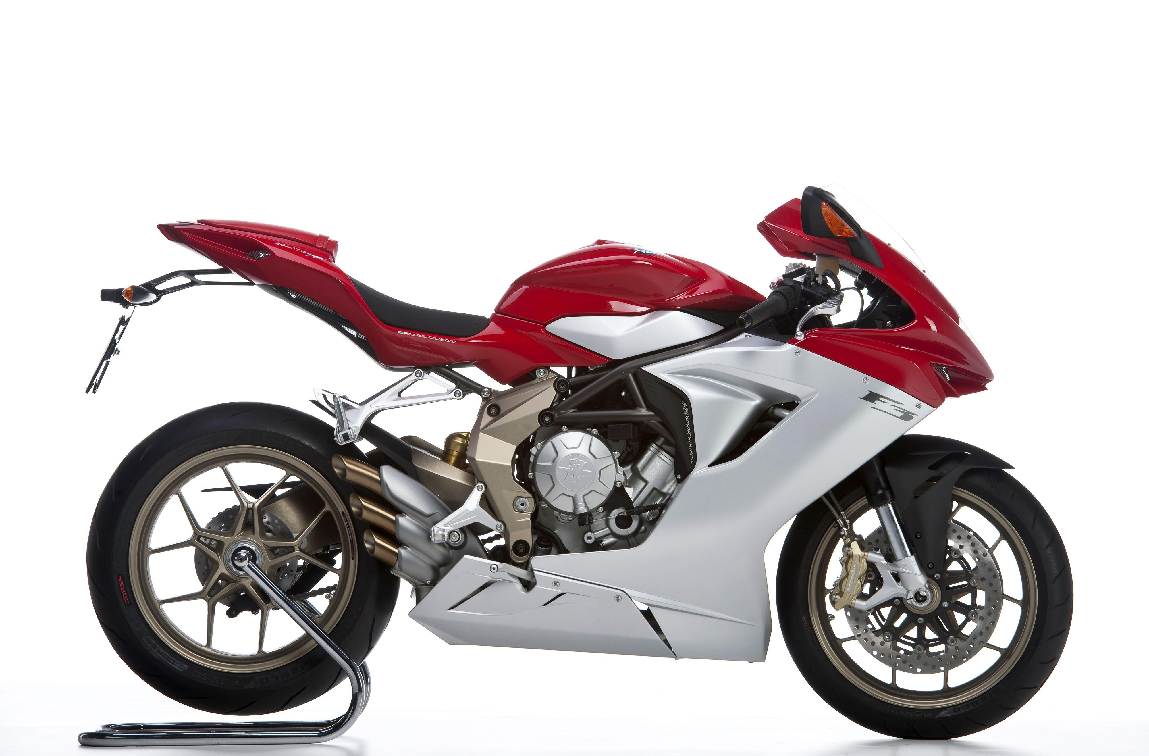 New MV Agusta F3