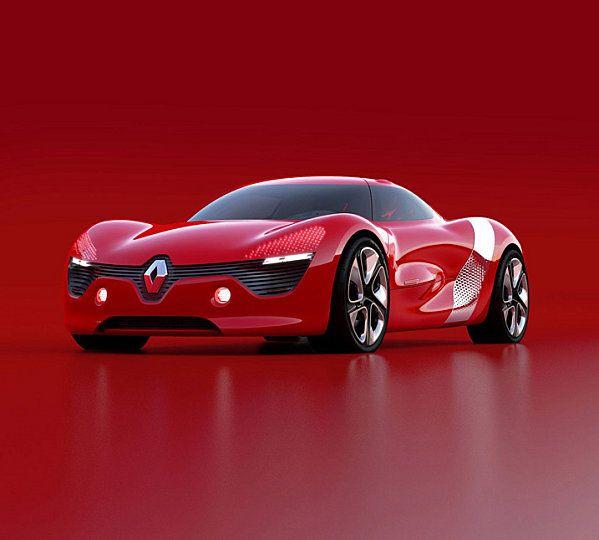 New Renault Desir 2012