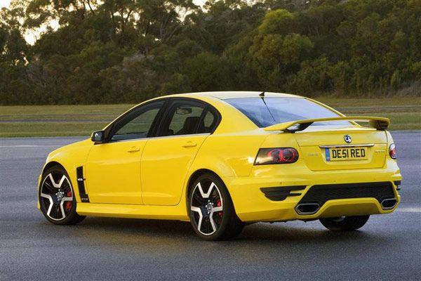 New Vauxhall VXR8 GTS