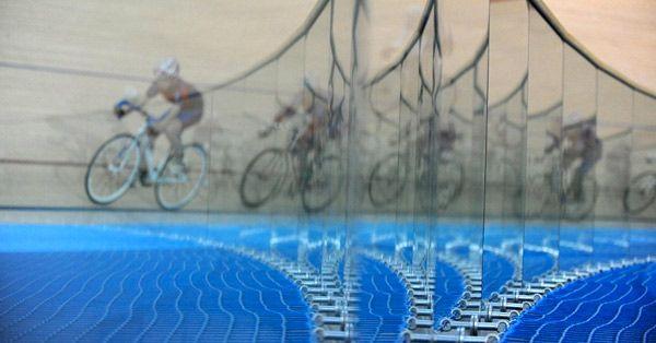 Olympic Velodrome 2012 London