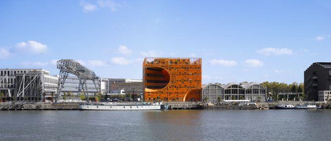 Orange Box Lyon