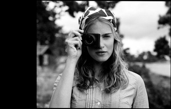 Photographer Ewa-Marie Rundkuist