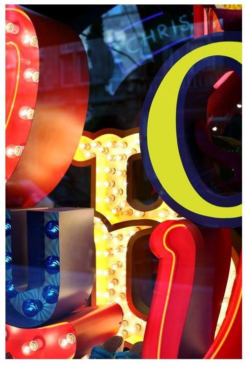 Showcase Louboutin in London
