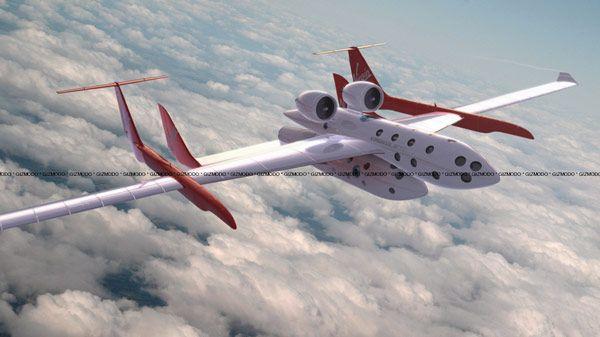 Virgin Galactic Διαστημόπλοιο